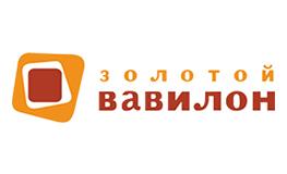 Логотип Золотой Вавилон