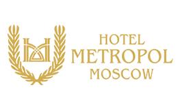 Логотип отель Метрополь