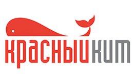 Логотип Красный кит
