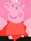 Логотип Свинка Пеппа