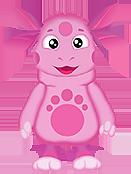 Логотип Лунтик