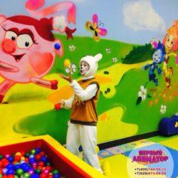 аниматор мимимишки на детский день рождения