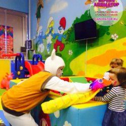аниматор мимимишки на детский праздник