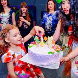 аниматор Моана на день рождения