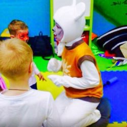 аниматор на детский праздник в Московской области
