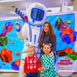 аниматор на день рождение в Московской области