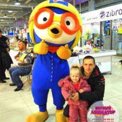 аниматор на праздник в Москве