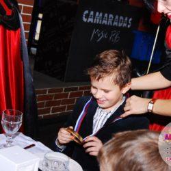 рок вечеринка детям на праздник