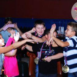 рок вечеринка для детей в Москве