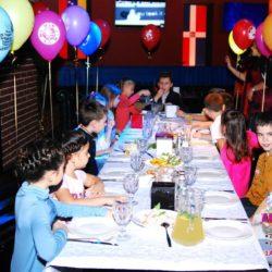 рок вечеринка на день рождения