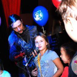 рок вечеринка на детский день рождения