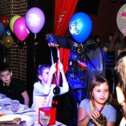 рок вечеринка на детский праздник
