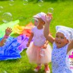 мыльные пузыри на детский день рождения