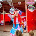 праздник мыльных пузырей