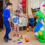 заказать аниматора на детский праздник Москва