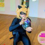 аниматор супер кот на детский праздник