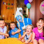 аниматоры на день рождения ребенка домой