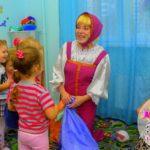 аниматоры для детей в детский сад