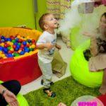 химическое шоу в детский сад