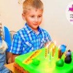 детский аниматор на день рождения на дом