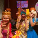 аниматоры принцесса аврора на день рождения ребенка