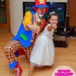 детский аниматор клоун Москва