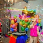 шоу мыльных пузырей в Москве