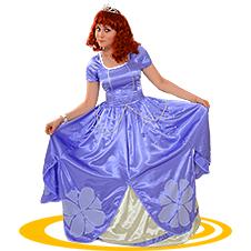 Аниматор Принцесса София онлайн
