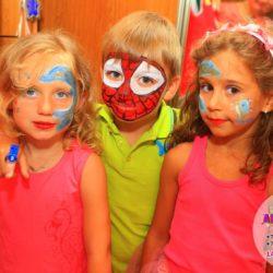 Аквагрим - детские праздники