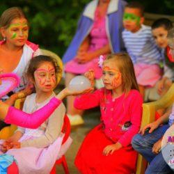 Аквагрим надетский праздник