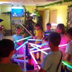 Тесла - шоу для детей в Москве