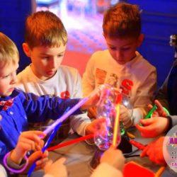 Тесла - шоу на праздник ребёнку