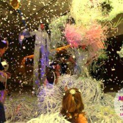 бумажное шоу в подмосковье на день рождения