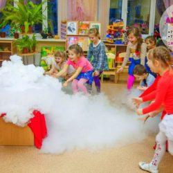 крио - шоу для детей на праздник