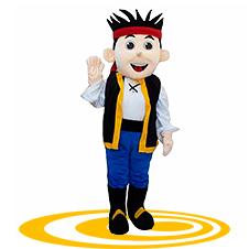 Аниматор Пират Джейк онлайн