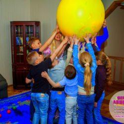 шар - сюрприз для детей