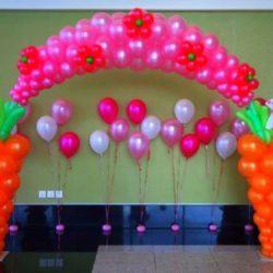 воздушные шары на детский праздник ребёнку