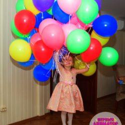 воздушные шары на праздник в Московской области