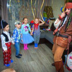 аниматор Джек Воробей Московская область