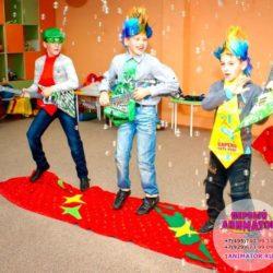 аниматор фабрика звёзд на детский праздник