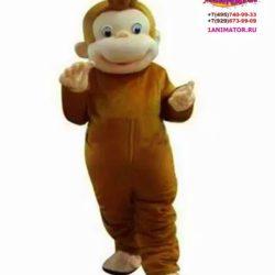 аниматор обезьянка на праздник