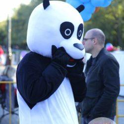 аниматор Панда для детей