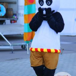 аниматор Панда на день рождения
