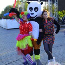 аниматор Панда в Москве