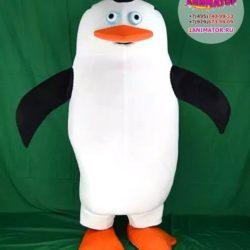 аниматор - пингвин на праздник