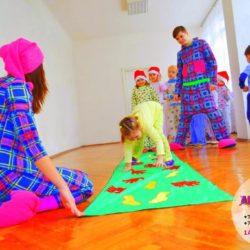 аниматор пижамная вечеринка на праздник
