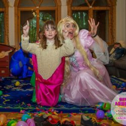 аниматор - принцесса на детский праздник