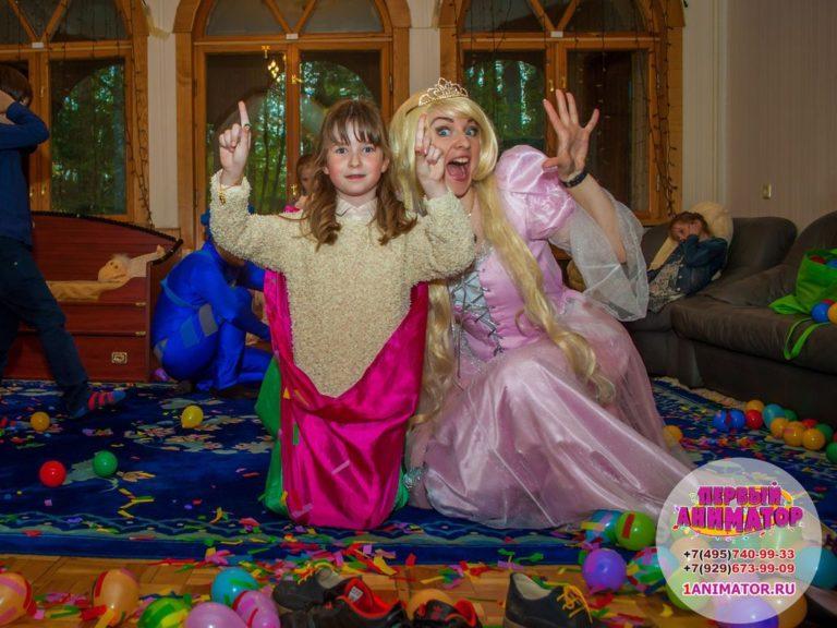 Конкурсы принцесс на праздниках