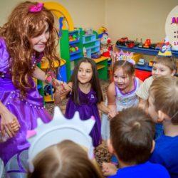 аниматор принцесса София для детей