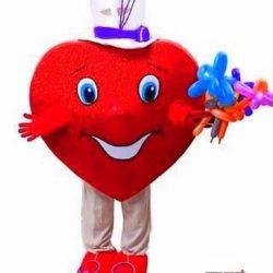 аниматор сердце на праздник